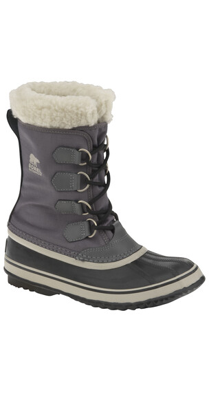 Sorel Winter Carnival Boots Women pewter/black